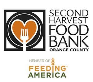 Second Harvest Food Back of Orange County